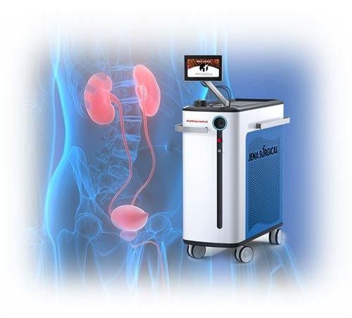 Holmium Laser in Urology
